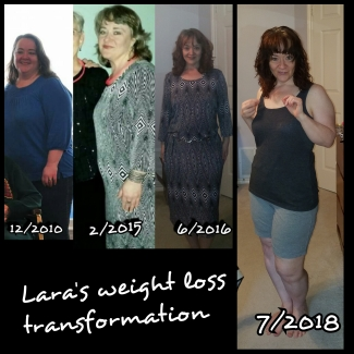 Weight Loss Transformation updated photo