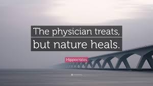 Nature Heals Hippocrates